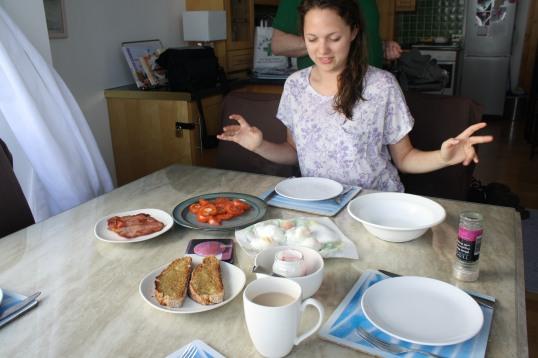 Emily Breakfast