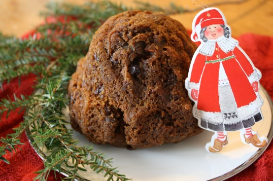 Grandma's Traditional Christmas pudding