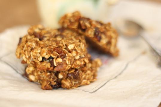 Healthy Sweet Potato Breakfast Cookies