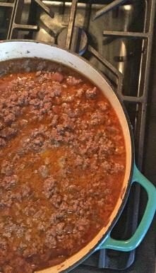 Bolognese adjusted